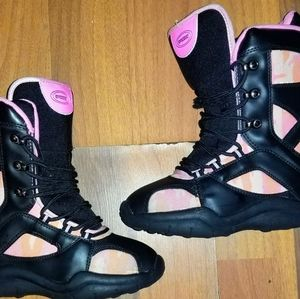 Girls Snowboarding Boots Size 13c